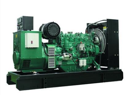 池州全新上柴200kw大型柴油发电机组
