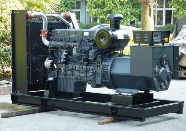 池州全新本田150kw大型柴油发电机组
