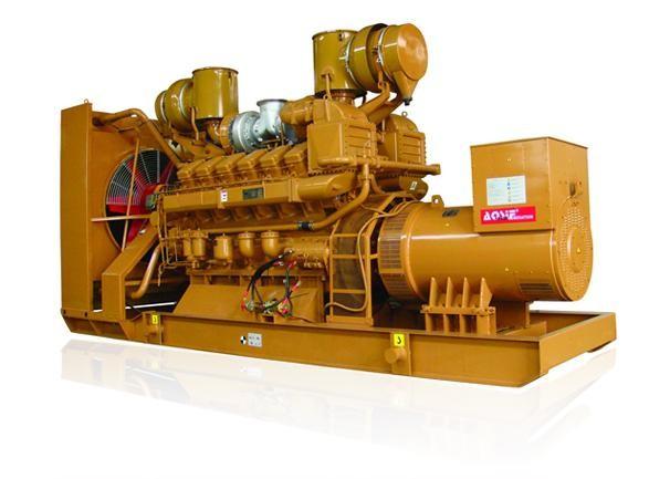 池州济柴190kw系列柴油发电机组