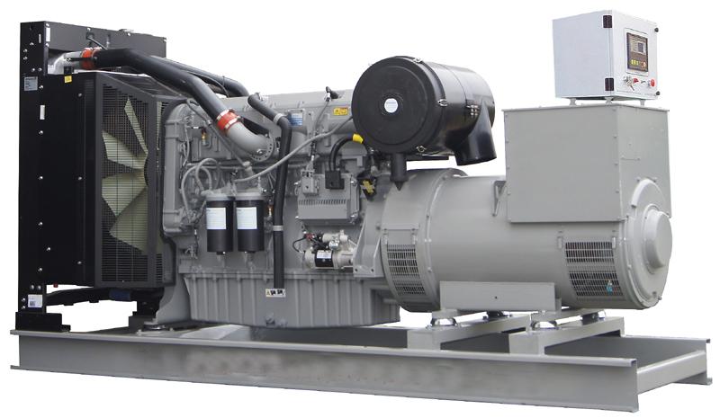 池州帕金斯系列柴油发电机组