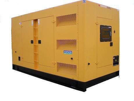 池州低噪音发电机