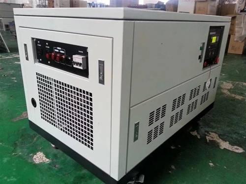 池州绩溪县30千瓦静音发电机