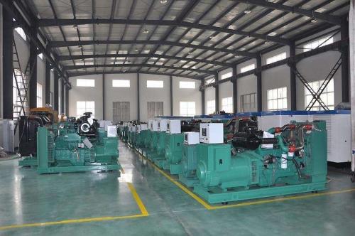 池州贵池二手常柴12千瓦柴油发电机组