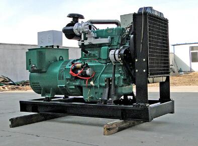池州大观县宗申动力50kw大型柴油发电机组