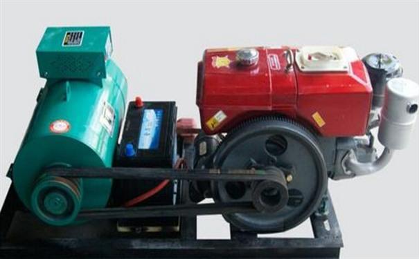 池州二手常柴10kw小型柴油发电机组