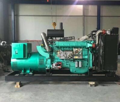 池州大观县宗申动力300kw大型柴油发电机组