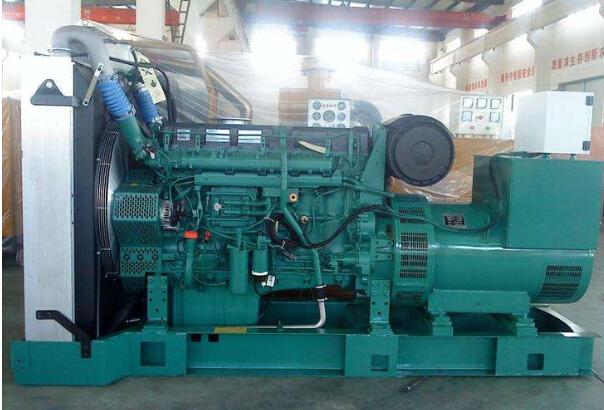 池州二手雅马哈500kw大型柴油发电机组出租