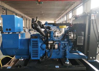 池州迎江县泰豪200kw大型柴油发电机组
