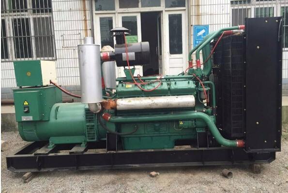 池州二手 玉柴250kw大型柴油发电机组