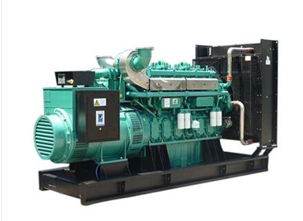 池州大观县宗申动力400kw大型柴油发电机组