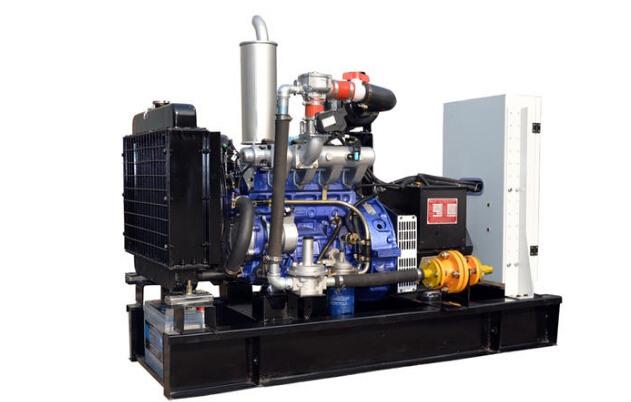 池州二手玉柴50kw小型柴油发电机组