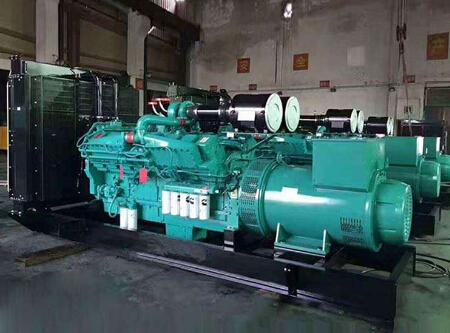 池州二手雅马哈400kw大型柴油发电机组