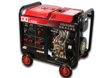 池州大观县泰豪8kw小型柴油发电机