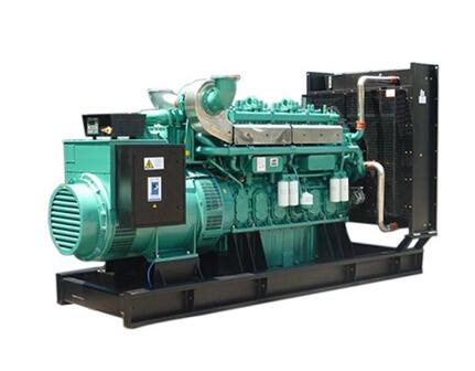 池州大观县宗申动力250kw大型柴油发电机