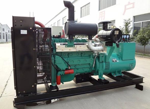 池州贵池二手潍柴400kw大型柴油发电机组