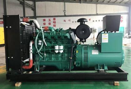 池州贵池二手潍柴150kw大型柴油发电机组
