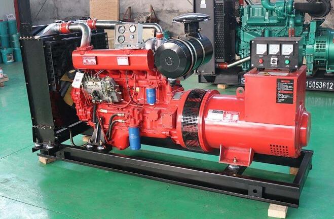 池州青阳本田200kw大型柴油发电机组