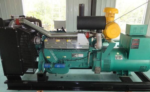 池州贵池二手潍柴300kw大型柴油发电机组