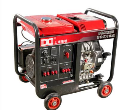 池州贵池二手上柴8kw小型柴油发电机