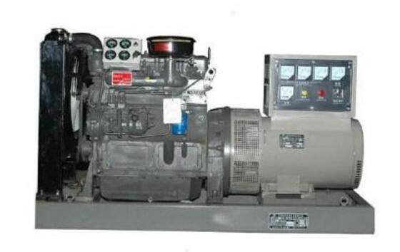 池州贵池二手潍柴200kw大型柴油发电机组