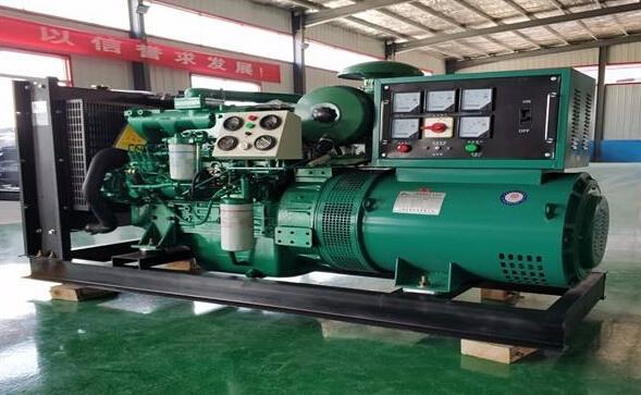 池州青阳本田300kw大型柴油发电机组