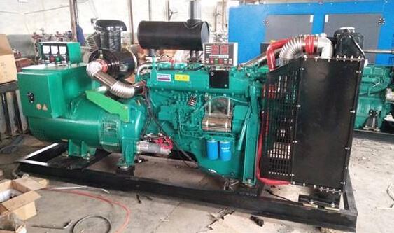 池州贵池二手潍柴500kw大型柴油发电机组